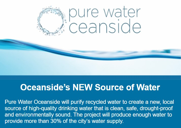 Pure Water Oceanside Newsletter